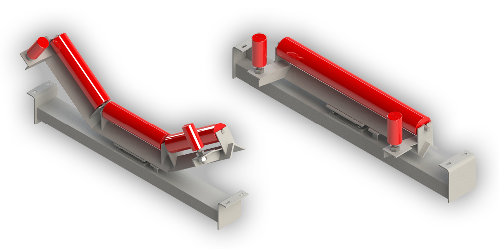 Self Align Carriers
