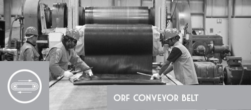 Conveyor-splash-belt